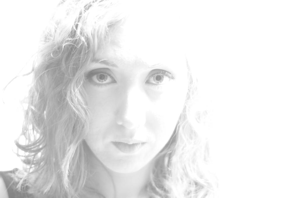 Face Girl Curly Hair