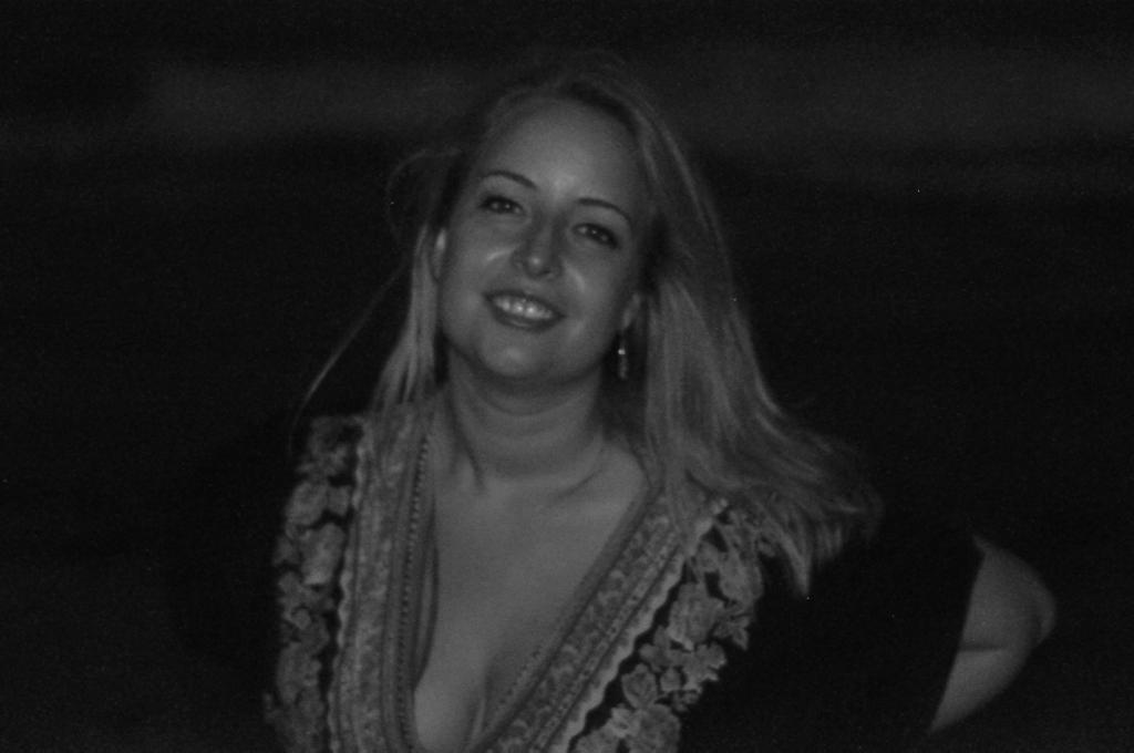 Girl American Smiling Smile