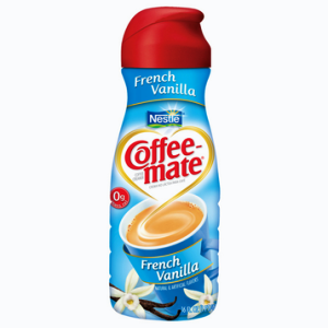 French Vanilla Coffee Mate