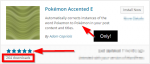 Pokemon plugin