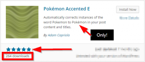 Pokemon plugin