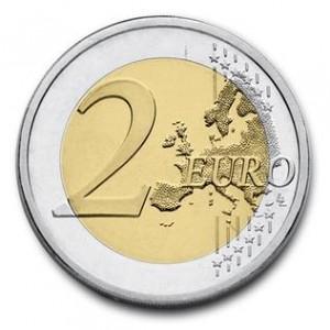 2 Euro coin