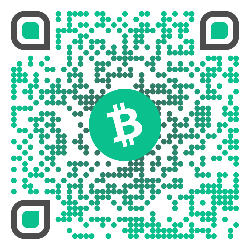 QR cryptocurrency Bitcoin Cash