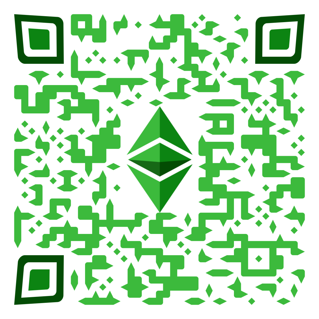 QR cryptocurrency EthereumClassic
